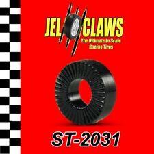 Jel Claws ST2031 HO1/64 SlotCar Tire Aurora, TJet, Vibrator cars Mid America Nap