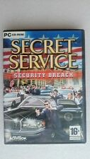 Secret Service: Security Breach (PC Windows 2003)