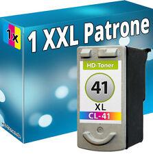 Für CANON CL41 COL DRUCKER PATRONE PIXMA IP2500 IP2600 MX300 MX310 MP140 MP150