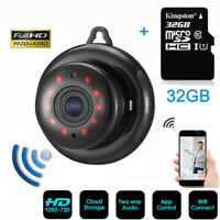 CMOS 1080P HD WIFI IP Camera Home Security Night Vision Monitor Motion Detection