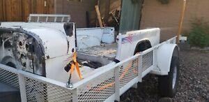 Jeep CJ8 CJ-8 scrambler   BODY TUB