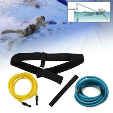 Swim Trainer Strength Belt Swimming Training Resistance Stationary Exercise Tool