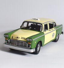 Sun Star 2502 Checker a11 taxicab chicago CAB taxi 1981, 1:18, embalaje original, k015
