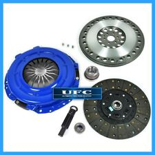 UF STAGE 2 CLUTCH KIT+CHROMOLY FLYWHEEL 96-04 FORD MUSTANG GT 4.6L 6 BOLT TR3650