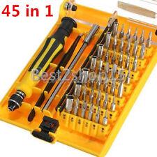 Flexible Kit Phone Mobile 45 in 1 Torx Precision Screwdrivers Repair Tool Set BH