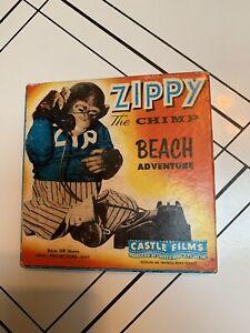 Zippy the Chimp Beach Adventure 8mm Complete Edition/ Castle Films/