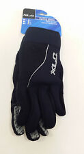 XLC Cool Weather Neoprene Full Finger Cycling Gloves, Extra Small