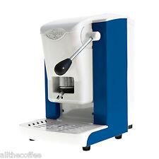 Macchina caffè Faber Blu  utilizza cialde filtrocarta 44mm ESE