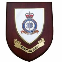 RAF Fighter Command Royal Air Force Wall Plaque