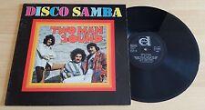 TWO MAN SOUND - DISCO SAMBA - LP 33 GIRI - ITALY PRESS
