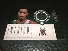 Panini Milwaukee Bucks Basketball Trading Cards