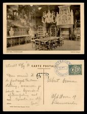 DR WHO 1916 NETHERLANDS UTRECHT CASTLE POSTCARD C188128