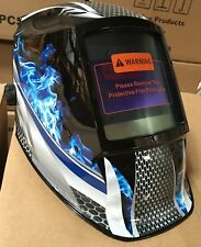 FMTD New Digital Auto Darkening Shade 5-13 Welding/Grinding Helmet w/4 sensors