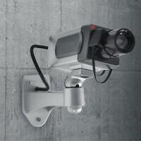 Faux Dummy argent Cctv caméra réel Clignotant a mené la protection de sécurité