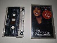The BodyGuard 1987 Theme Original Soundtrack Album Cassette free shipping UK