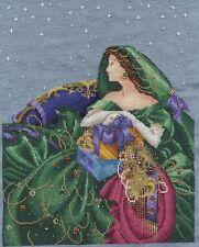 Christmas Elegance - Cross Stitch Chart - Free Postage