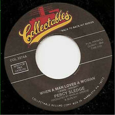 PERCY SLEDGE - When A Man Loves A Woman 7""