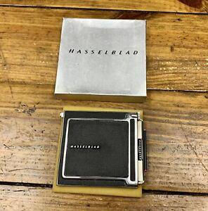 Hasselblad Cut Film Adapter 41017 w/ Box