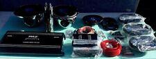 "Car Amplifier Pyle PLA2978 2-Channel 5000 watts & Pyle chopper 2 Subs 10"" Inch"
