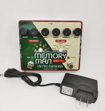 Electro Harmonix Deluxe Memory Man Echo/Delay 550-TT Effects Pedal