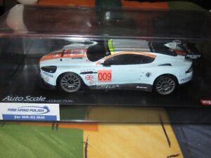 Kyosho Mini-Z Aston Martin im Gulf Design. 1 zu 28