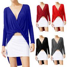 Women's Long Sleeve Sleeve Tunic Evening, Occasion Regular Tops & Blouses