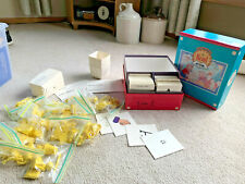 Phonics Library Reading Beginning To Read Teaching kit Pic Cards Objects school