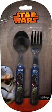 Star Wars Childrens Fork And Spoon Cutlery Set By BestTrend