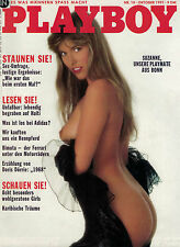 Playboy 10/1991 Oktober,Suzanne Sanders, Doris Dörrie, Bimota, zum Geburtstag