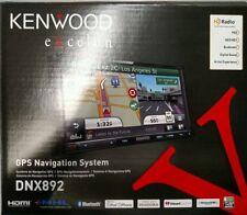 Kenwood Excelon DNX892 GPS System W/ Bluetooth/CD/DVD/MP3/FLAC/HDMI/SiriusXM