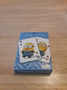 Despicable Me Minions Playing Cards New Deck