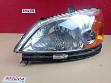 2001-2003 Honda Civic Sedan Headlight Lamp Left Driver Side OEM