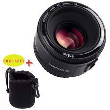 YONGNUO YN 50MM EF  F/1.8 Auto & manual Focus Lens For Canon EF Mount EOS Camera