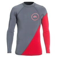 QUIKSILVER Men's 1mm SYNCRO L/S NEWMAN Wetsuit Top  - XCCB - Size XLarge - NWT