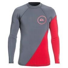 QUIKSILVER Men's 1mm SYNCRO L/S NEWMAN Wetsuit Top  - XCCB - Medium- NWT