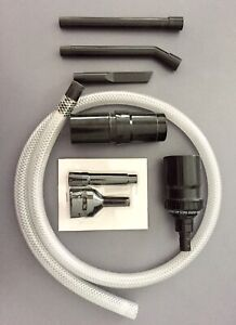 MINI VACUUM ATTACHMENTS **New** for Safe Dusting of Knitting Machines & More