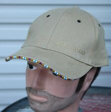 AFGHANISTAN SOLDIER ON BALL CAP - VETERANS BRUSHED COTTON -  NEW