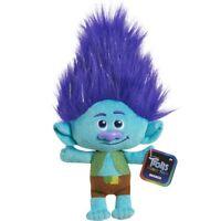 "DreamWorks Trolls World Tour Branch 8"" Toy Plush Doll **NEW**"