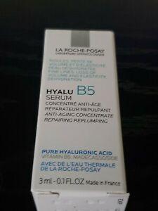 La Roche LaRoche Posay Hyalu B5 Serum Pure Hyaluronic Acid .1 fl oz Trial Sz