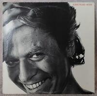 "ROBERT PALMER 1985 Riptide 12"" Vinyl 33 LP Island Records A1 90471 Pop Rock VG++"