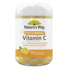 Nature's Way Vita Gummies Vitamin C 120 pack