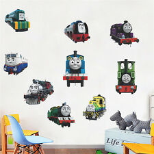 Set of 35 Pcs Thomas & Friends The Tank Engine Wall Sticker Nursery Decor Decal