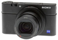 Sony Cyber-shot RX100 III 20.1MP Digital Camera - Black