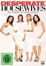 6 DVD Box Desperate Housewives Staffel 1 komplett - Neu