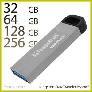 Kingston DataTraveler Kyson 32G/64/128/256 GB USB 3.2 Flash Drive Memory Stick