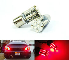 2x 1156 BA15s RED 40 SMD LED Brake Light 3496 7506 Bulb for Mercedes-Benz BMW