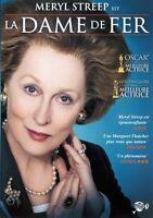 La Dame de Fer (Meryl Streep) DVD Neuf sous Blister