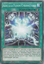 ♦Yu-Gi-Oh!♦ Aide à la Fusion Cybernétique (Polymérisation) : CROS-FR092 -VF/COM-