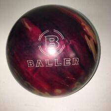 "USED 15# Columbia 300 Baller Reactive Resin Bowling Ball - 4 1/2"" Span"
