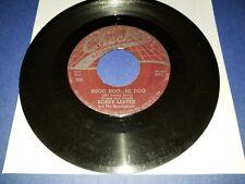 BOBBY LESTER / Shoo Doo - Be Doo - So All Alone / Checker 806 - 45rpm Vinyl